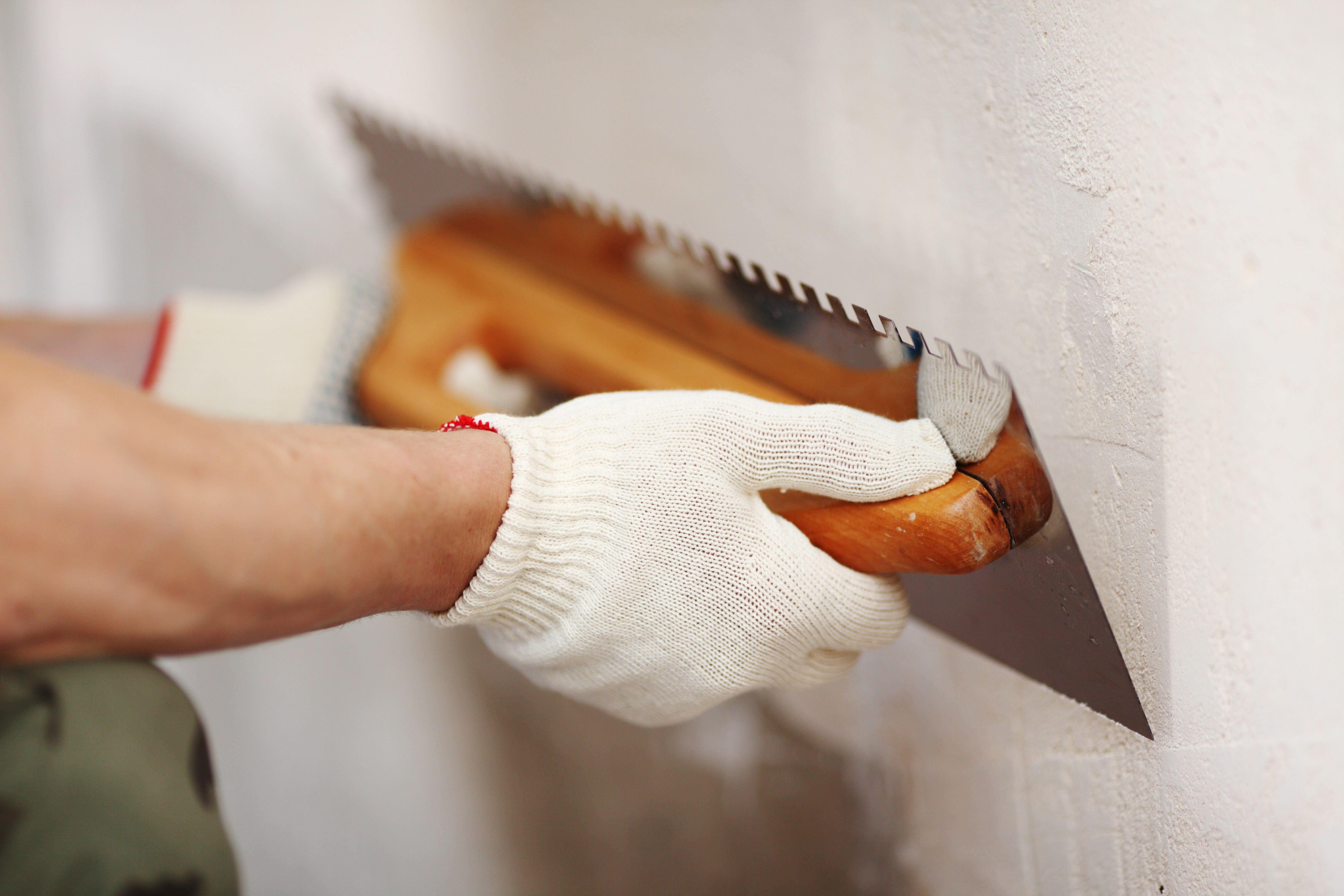TRIAL PLASTERER REPLACEMENT FOR SERIVCES AND PARRALAX